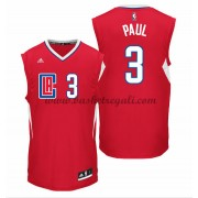 Maglie Basket NBA Los Angeles Clippers Uomo 2015-16 Chris Paul 3# Road Swingman..
